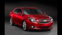 Chevrolet Malibu LTZ 2013 é revelado oficialmente - Veja fotos