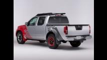 Nissan frustra expectativas e mostra conceito da atual Frontier em Chicago