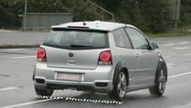 Audi A1 test mule spied last month