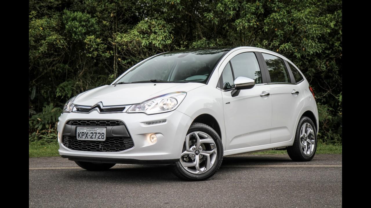 Próxima geração do Citroën C3 pode usar os airbumps do C4 Cactus