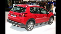 Com retoque no visual e motor 1.2, Peugeot 2008 é apresentado em Genebra - fotos