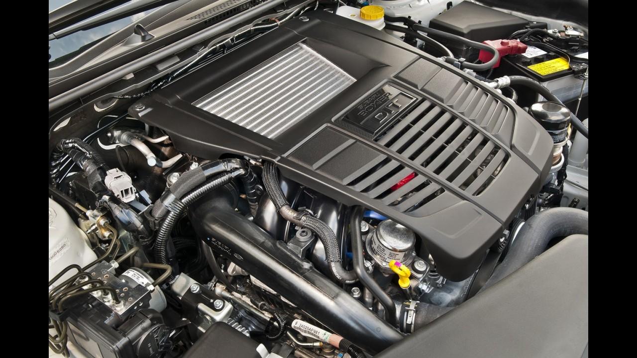 Subaru comemora aniversário de 50 anos do icônico motor boxer