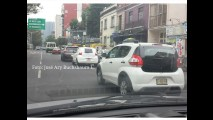 Flagra: Fiat Mobi em testes no México indica possível caminho para exportação