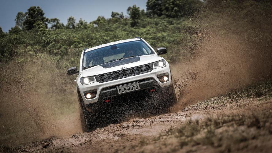 Jeep Compass 2017, primera prueba de un SUV muy versátil