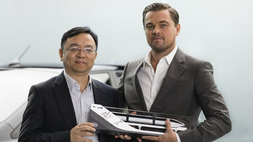 Por carros elétricos, DiCaprio se torna embaixador da chinesa BYD Auto