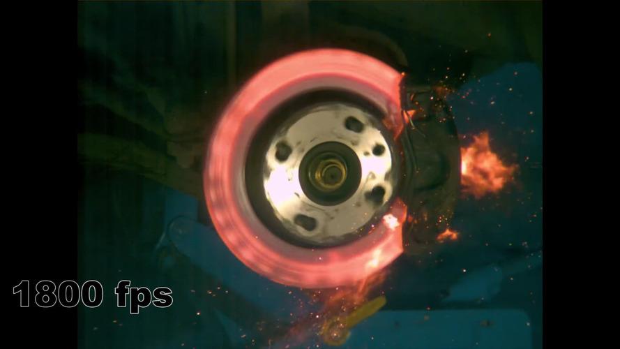 Brake Disc Destruction by Beyond the Press