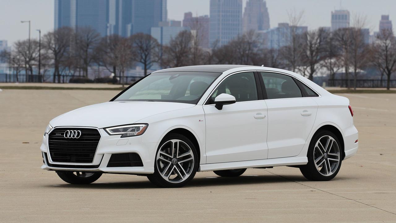 2017 Audi A3 Review