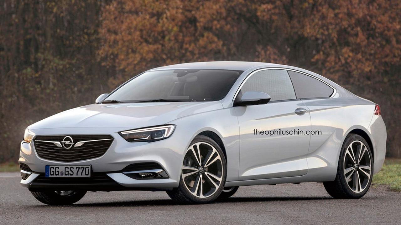 Opel Insignia Coupé