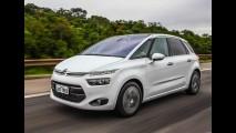 Citroën anuncia recall para minivans C4 Picasso e C4 Grand Picasso