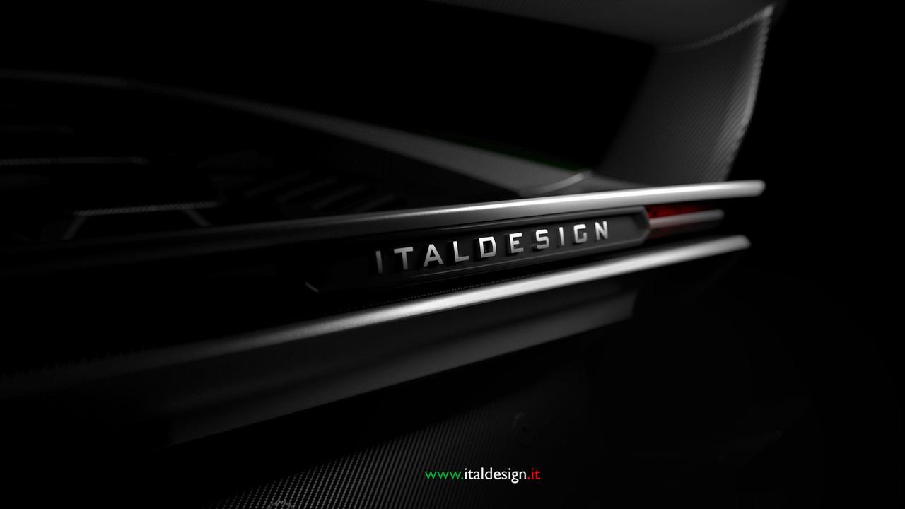 Italdesign Geneva 2017 Concept Teaser