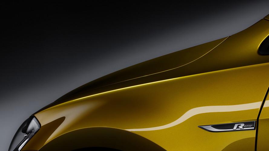 Makyajlı VW Golf R-Line