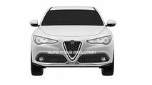 Alfa Romeo Stelvio non-Quadrifoglio version