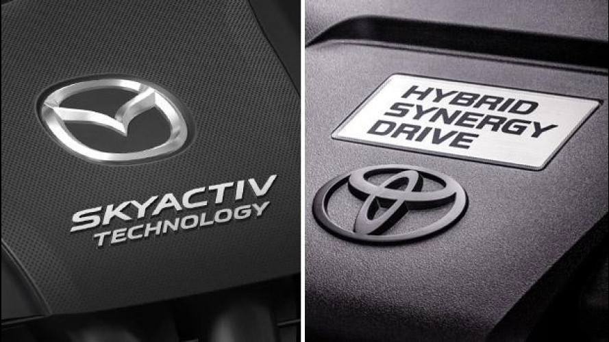 Mazda e Toyota uniscono le forze