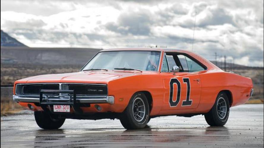 Dodge, le muscle car di Hollywood