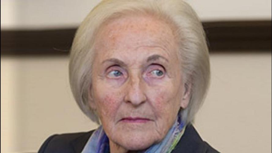 BMW, muore l'ereditiera Johanna Quandt
