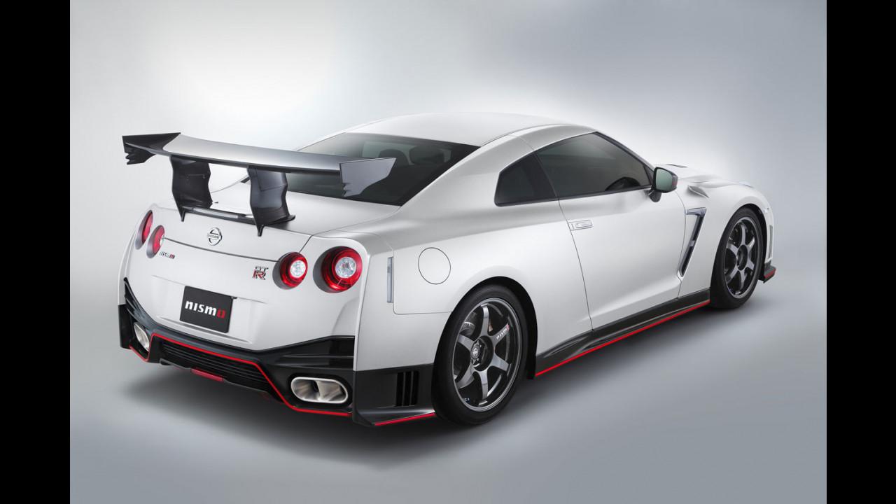 Nissan al SEMA 2015