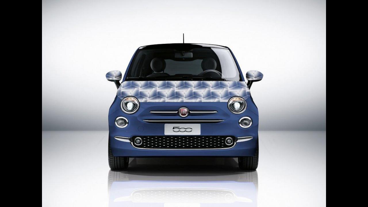 Fiat 500, Your opticar illusion