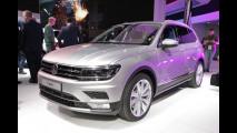 Volkswagen al Salone di Francoforte 2015