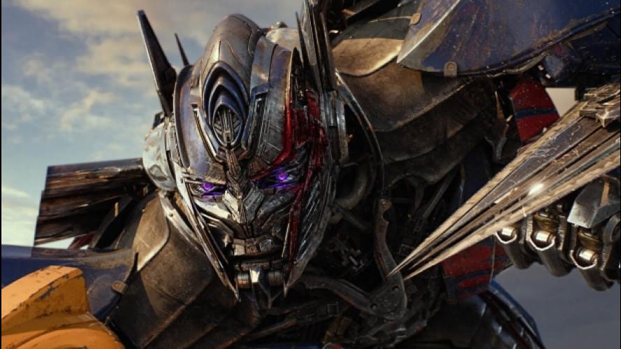 Transformers 5  L'ultimo cavaliere, lo abbiamo visto in anteprima