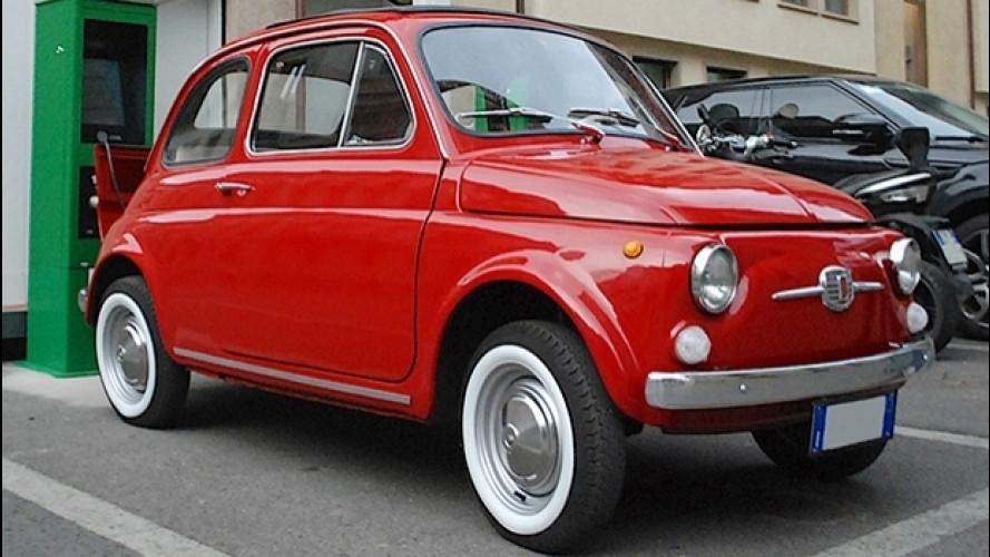 Fiat 500 Officine Ruggenti, così il