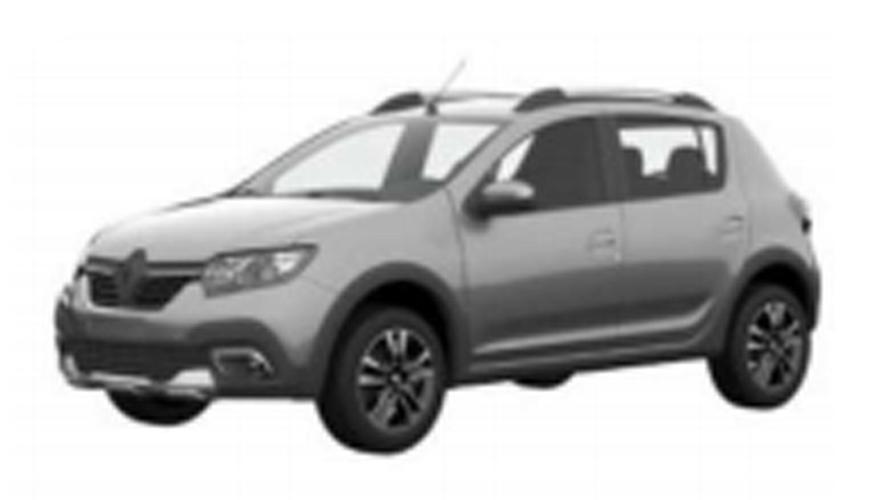 Renault Stepway - Registro
