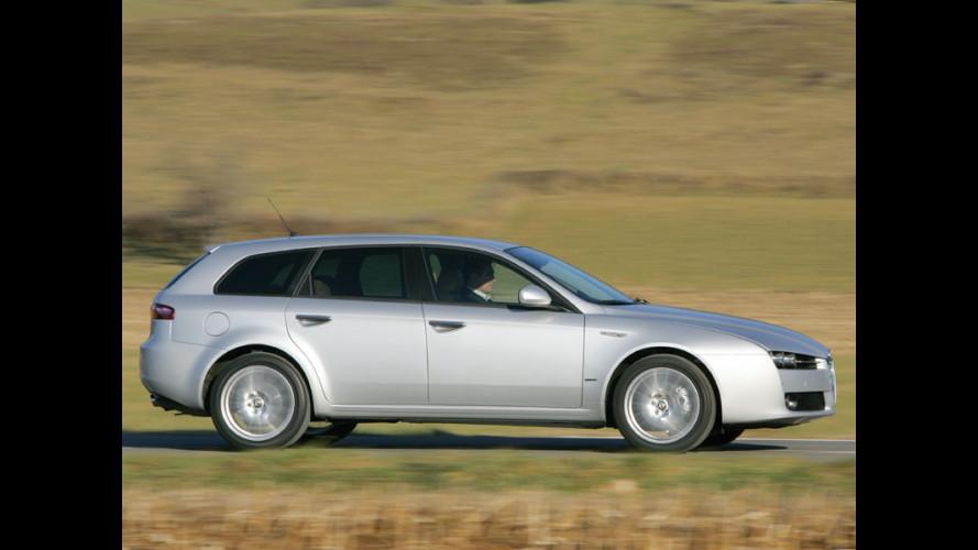 Alfa 159 Q-Tronic: arriva il cambio automatico