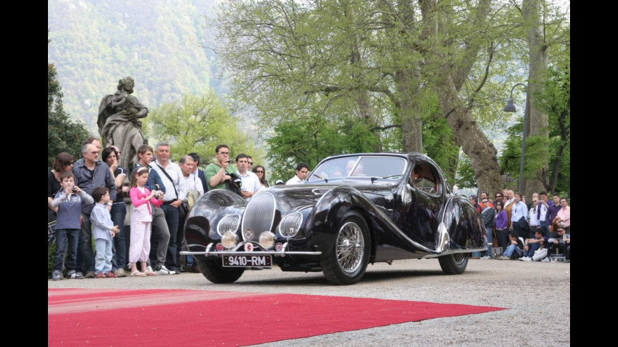 Villa d'Este 2010. Doppio successo per Talbot-Lago