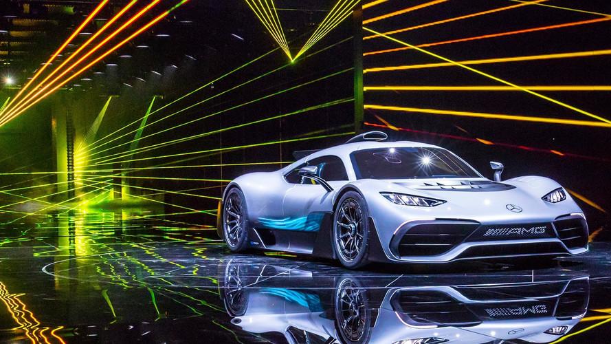 Hamarosan más AMG modellek is megkapják a Project One hibrid rendszerét