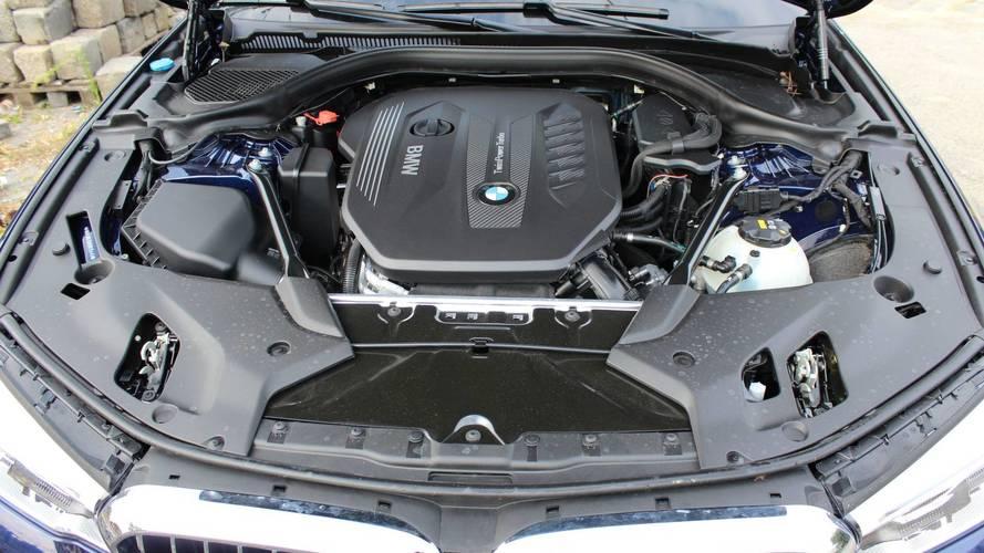 BMW 530d xDrive Touring Tesztképek