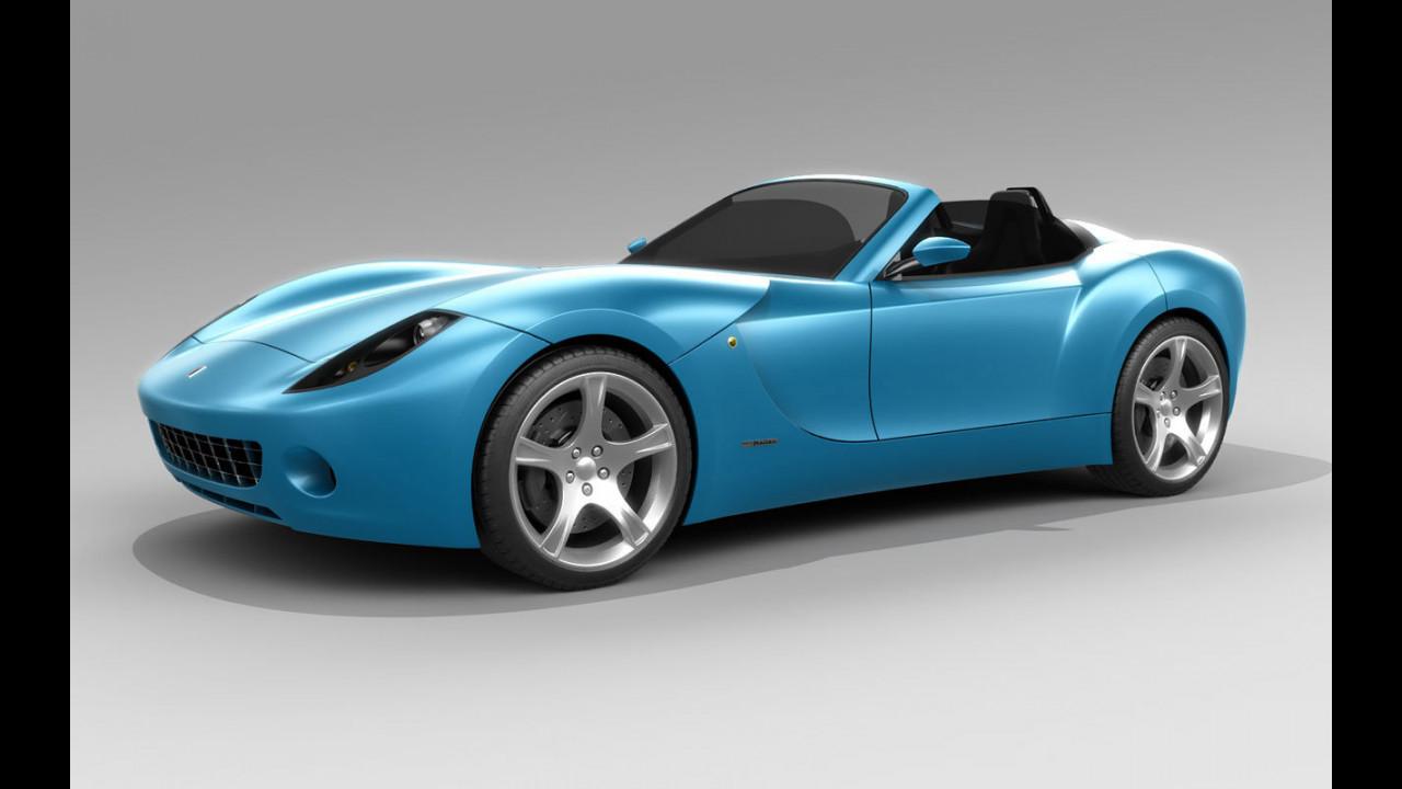 Luso Motors LM GT
