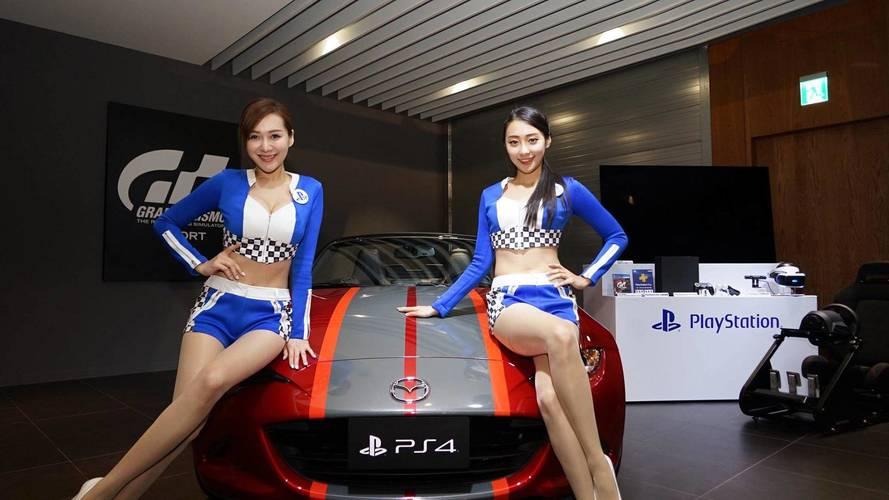 Ce coffret comprend Gran Turismo Sport... et une Mazda MX-5 !