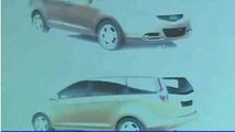 Proton MPV Leaked on National TV Malaysia