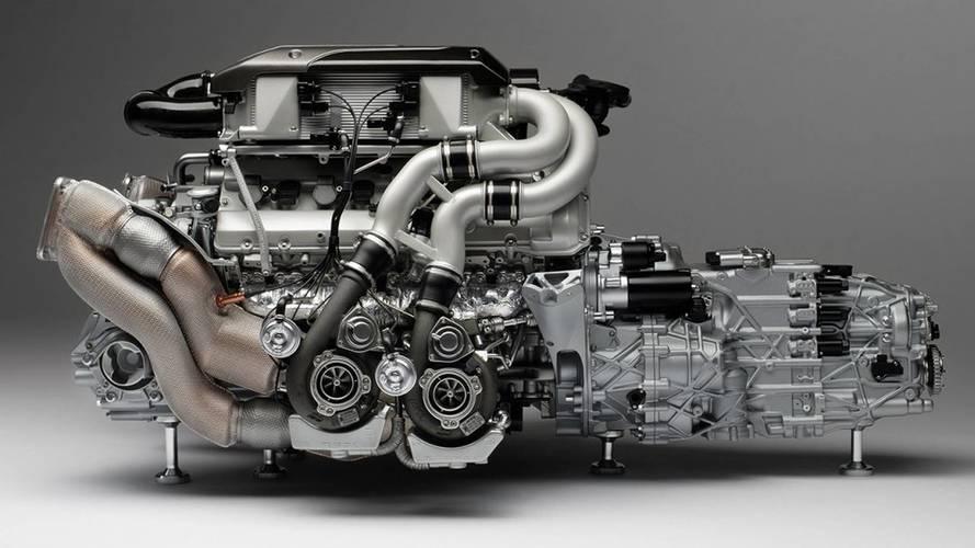 Ce moteur de Chiron à l'échelle 1/4 coûte une petite fortune