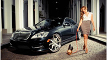 Mercedes-Benz S-Class with ADV.1 wheels, 1024, 23.12.2011
