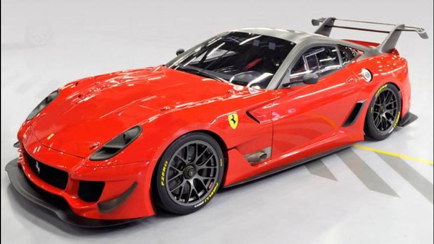 Asta Ferrari per l'Emilia: 1,8 milioni raccolti per il terremoto