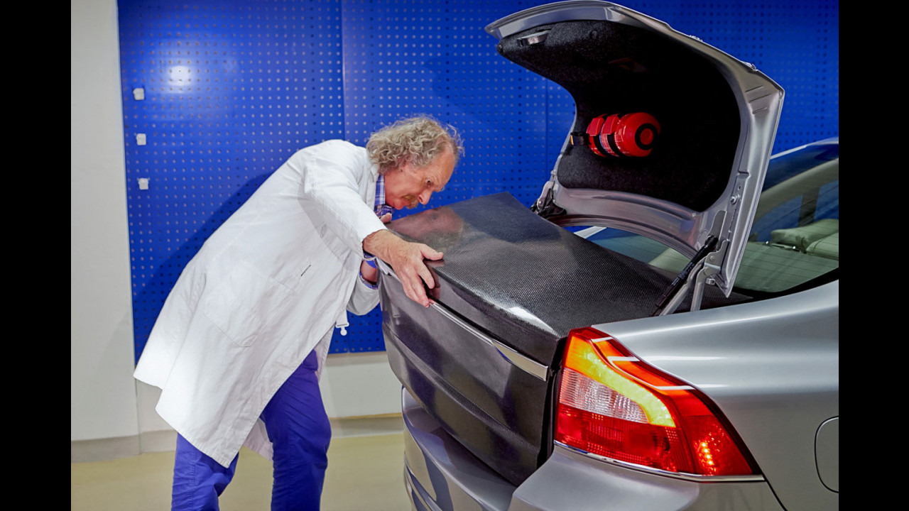 Volvo Battery StorAGE