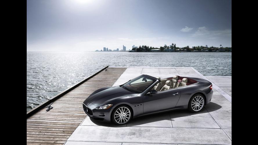 La Cina fa incetta di Maserati