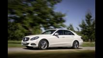 Mercedes E 200 Natural Gas Drive (NGD)
