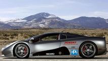 SSC Ultimate Aero 'World's Fastest Production Car'