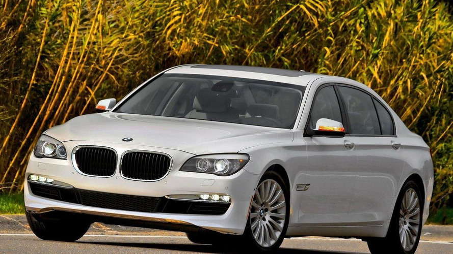 2012 BMW 7-Series facelift rendered