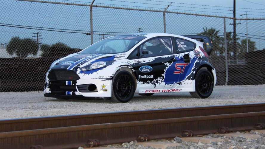 Ford Fiesta ST for Global RallyCross Championships and X Games announced