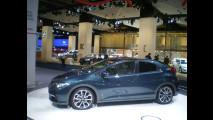 Nuova Honda Civic a Francoforte: com'è al tatto