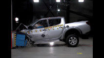 Crash Test Mitsubishi L200