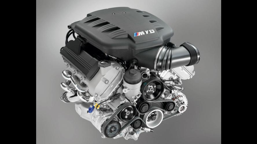 Il nuovo V8 della BMW M3