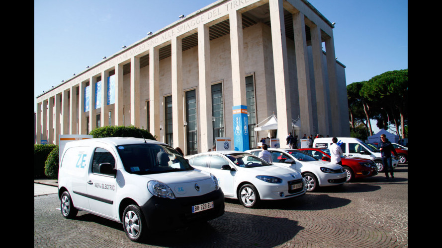 Oltre mille i test drive ad H2Roma 2011
