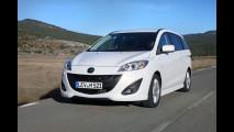 Mazda5 1.6 Diesel - TEST