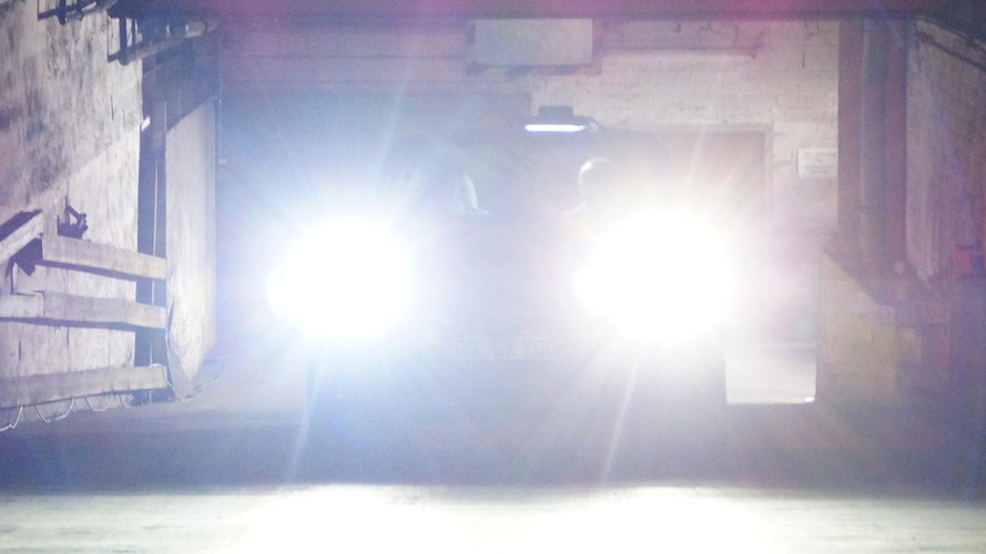 2018 Vauxhall Grandland X Flashes Headlights In First Teaser