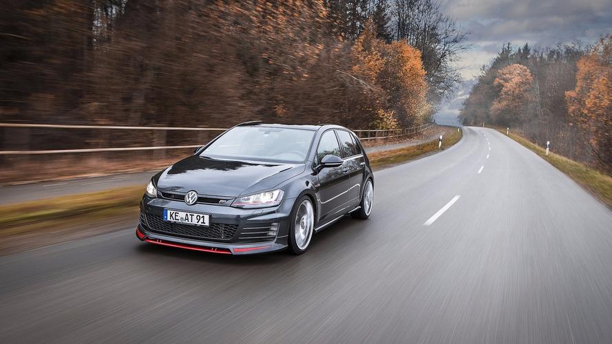 ABT Sportsline offre un nouveau kit à la Volkswagen Golf VII