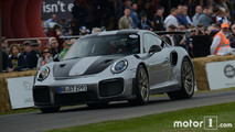 Porsche 911 GT2 RS - Goodwood 2017