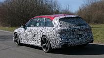 2018 Audi RS4 Avant spy photo